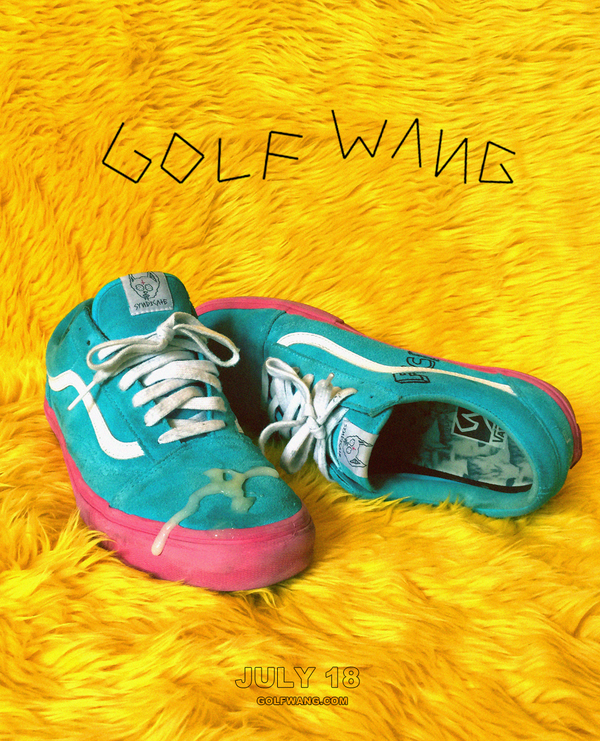 "4b08f4d45712f7 Golf Wang   Vans Collab on Vans Syndicate Old Skool Pro ""S"""