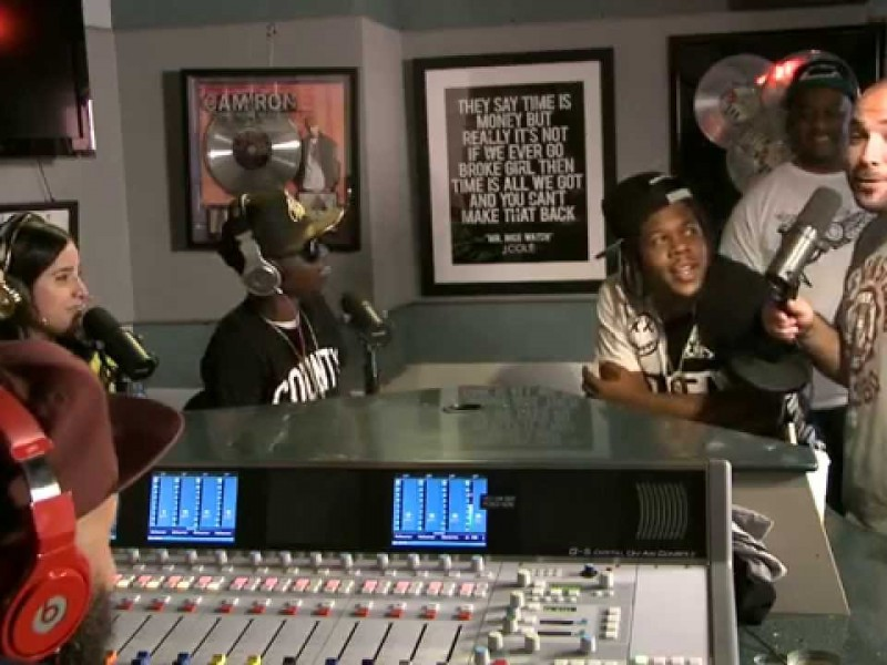 Bobby Shmurda & Rowdy Rebbel Interview on The Hot97 Morning Show