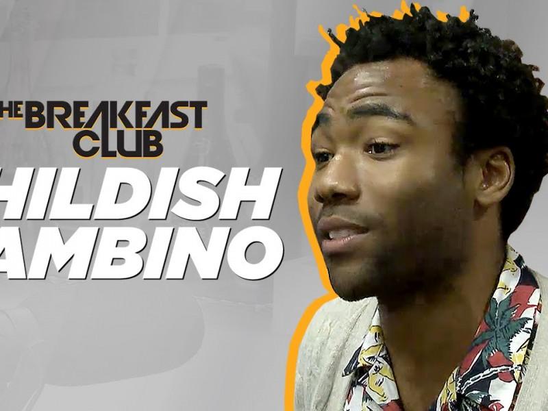 Childish Gambino Comments on The Shots He Took At Kendrick Lamar, Drake & ScHoolboy Q [Video]