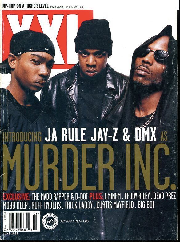 JAY Z, DMX & Ja Rule's Murder Inc  Group Have Songs That Are