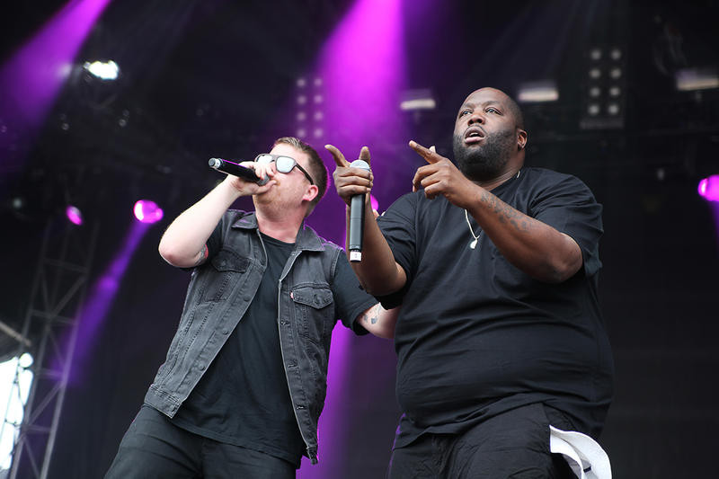 El-P and Killer Mike with Run the Jewels - CounterPoint Music Festival