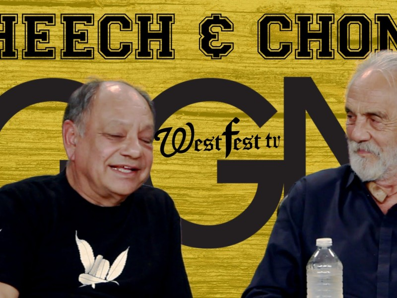 Cheech & Chong on Today's Episode of Snoop Dogg's GGN