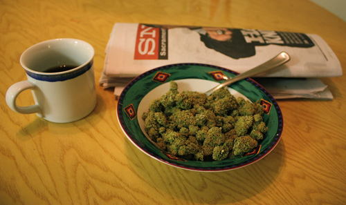 Wake And Bake With The Bud Breakfast Colorado S First Weed Friendly Hotel Group