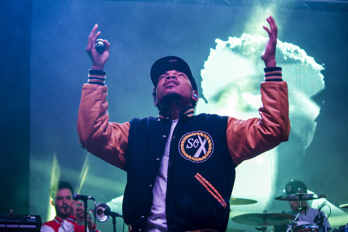 daily chiefers chance the rapper u2013 coloring book mixtape