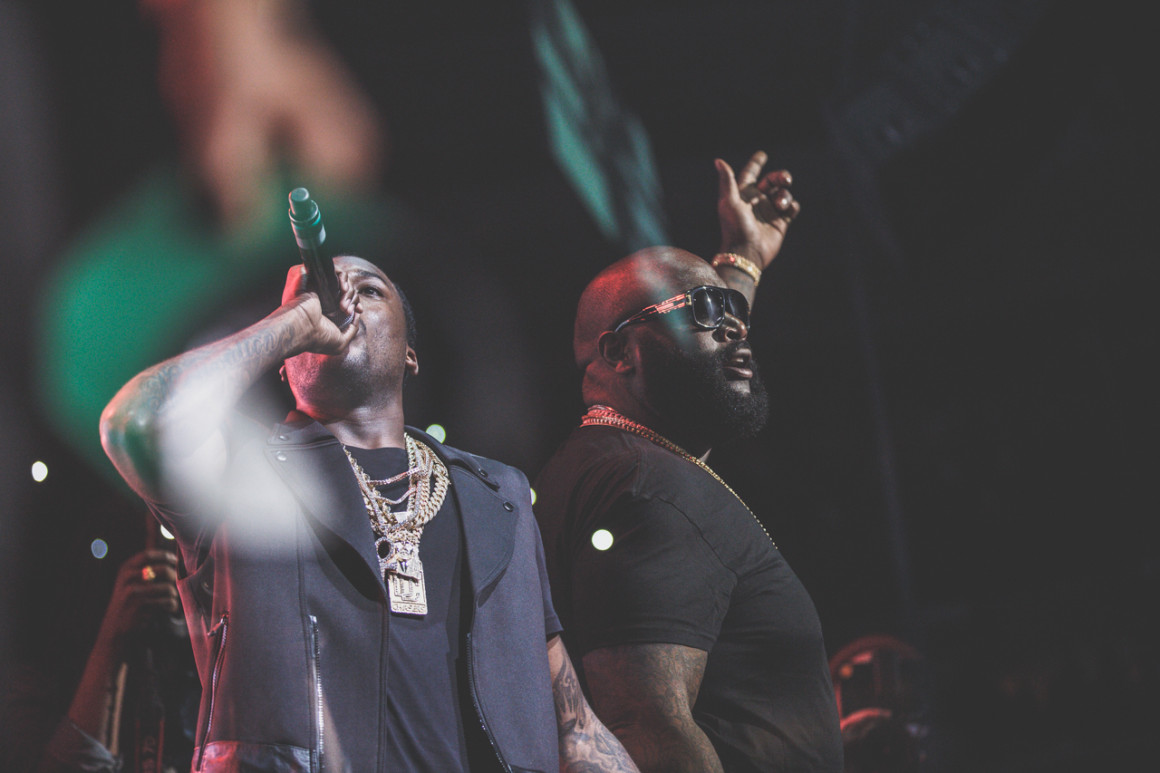 Meek Mill show at Wells Fargo Center, Philadelphia, PA 3.21.2015