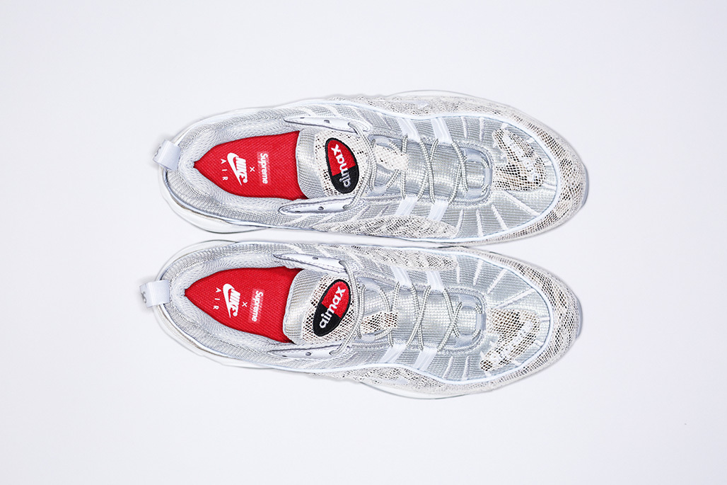 new arrival 1b774 9a90a Supreme Unveils SS16 Shoe / Hat Collab w/ Nike   Daily Chiefers