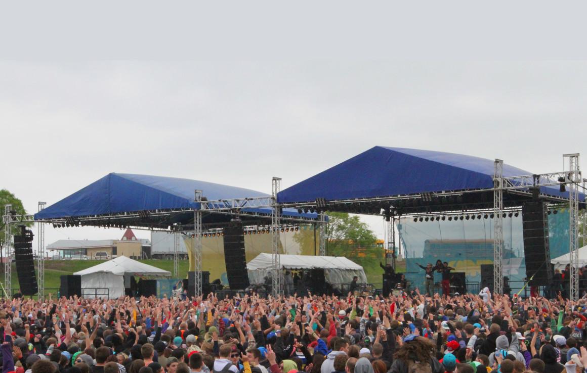 Soundset Festival 2013 Crowd (Photo by Adam E. Smith)