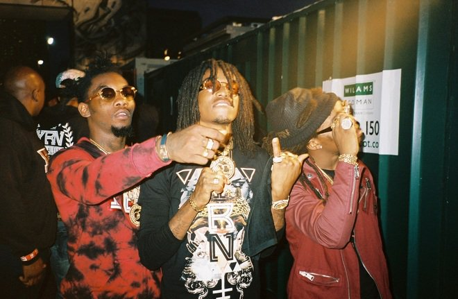 Migos – Bad And Boujee [win32 Remix] | Daily Chiefers