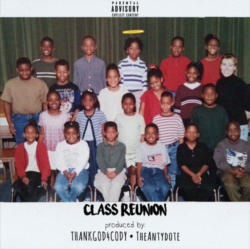 Rikki Blu - Class Reunion Cover