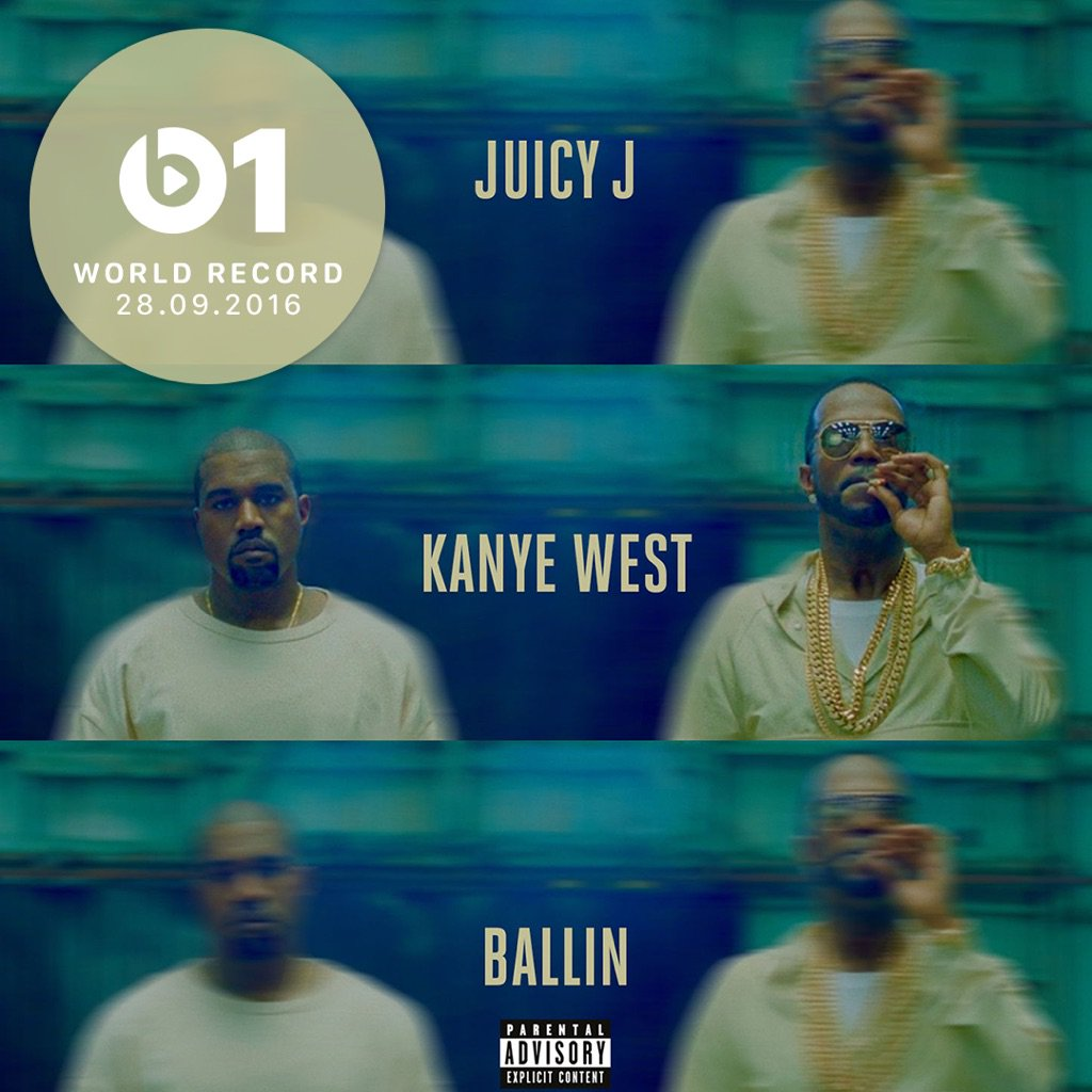 Juicy J Ballin Ft Kanye West Daily Chiefers