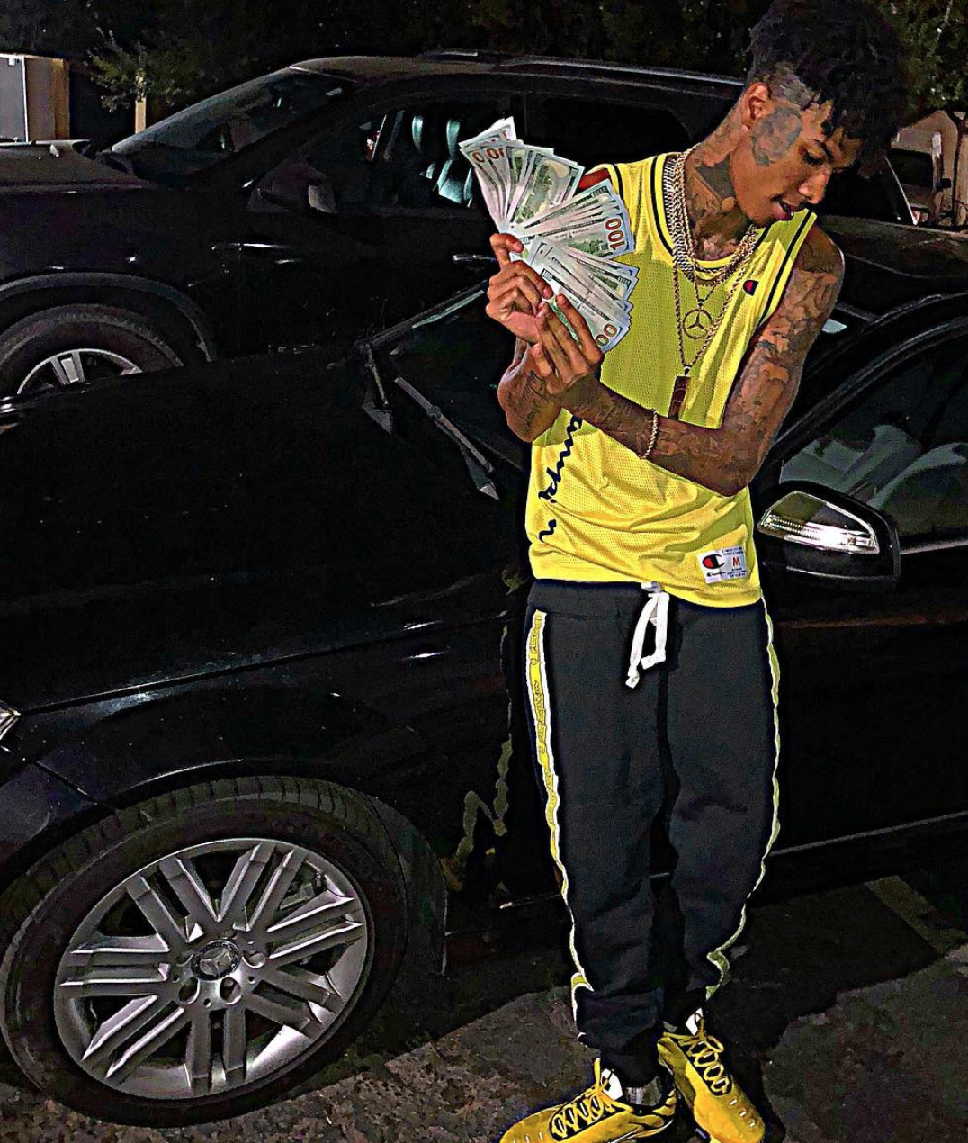 """Peep A New Video From Blueface For """"Fucced Em""""   Daily Chiefers"""